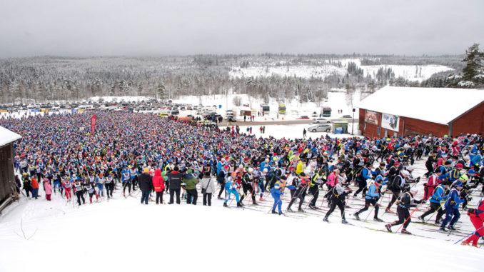 Vasaløbet 2018 skal igen lokke danske langrendsløbere i sneen